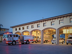 Escondido Fire Station